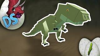 Sono un T-REX!!! Ep. 1 di Dinosaur Simulator? Roblox