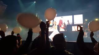 Lindsey Stirling - Those Days 22/08/2017 #BraveEnough @ Teatro Caupolicán. Chile