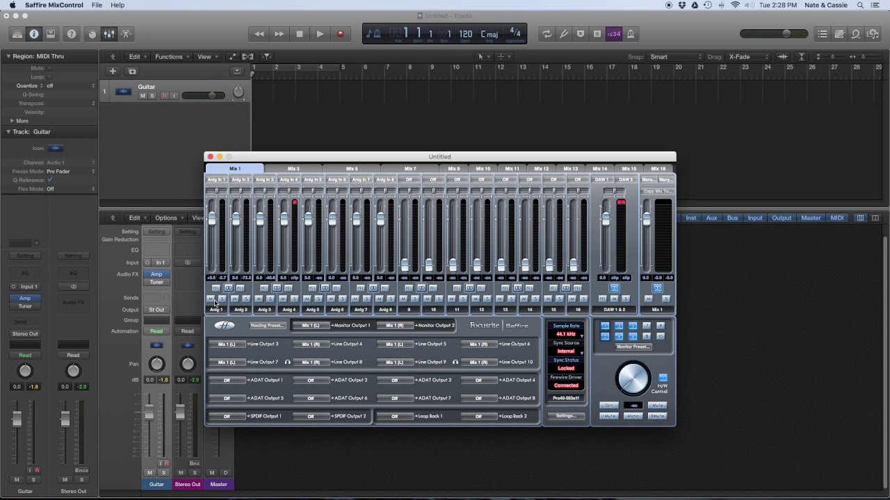 Logic Pro X Quick Tip: How to use Software Monitoring and Live Plug-in  Effects
