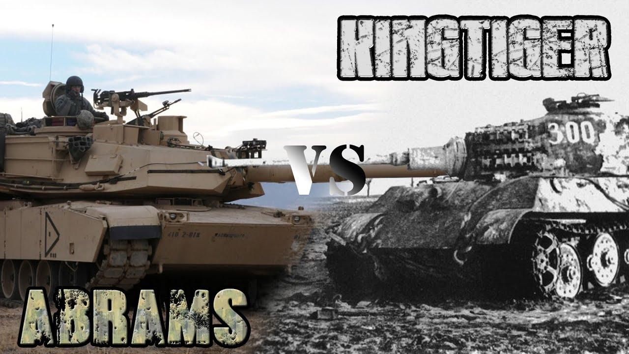 abrams tank vs tiger - photo #7