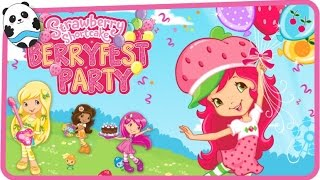 Strawberry Shortcake Berryfest Party (Budge Studios) Part 2 - Best App For Kids
