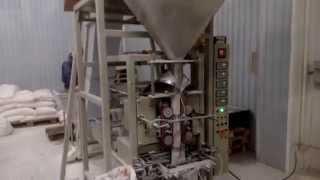Упаковочное оборудование. Автомат АР-В5 с 5-канальным весовым дозатором(Подробности и прайс-лист на сайте: http://inta.org.ua/avtomat-ar-v5-dlya-fasovki-sypuchih-produktov.html ООО