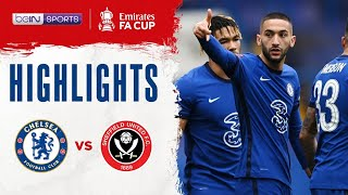 Chelsea 2-0 sheffield united, sunday, 21 march 2021chelsea reached the fa cup semi-final after oliver norwood's own goal and a late strike from hakim ziyech ...