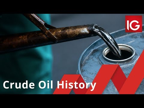 History Of Crude Oil Youtube