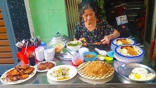 Cơm Tấm Hai Chị Em hơn 70 tuổi vẫn còn mưu sinh trong hẻm Sài Gòn