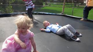 Learning to use the Trampoline