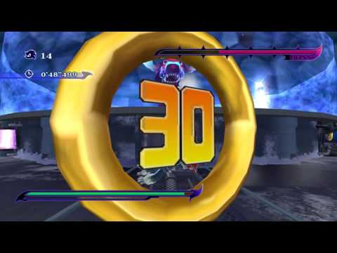 Sonic Unleashed (Wii) All Bosses S Rank