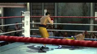 UKGN 10th Anniversary - Fight Night 2004 [PS2]