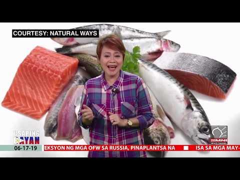 Ano Ba Ang Benefits Of Taking Fish Oil Sa Ating Katawan