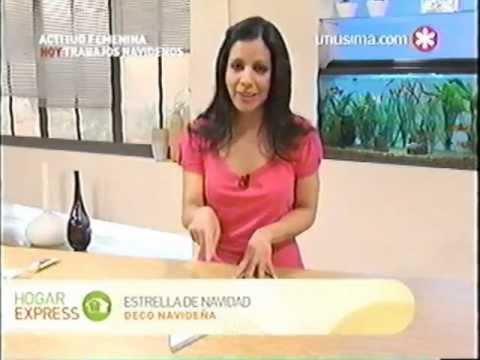 Liliana Cota Hogar Express Estrella Navidena Youtube