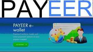 Как зарегистрировать PAYEER кошелёк быстро и легко