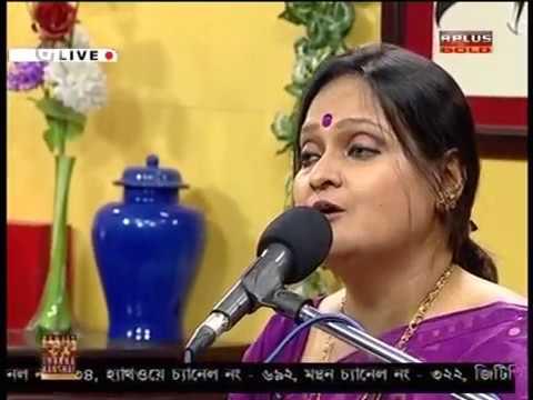 Oi bhubano monomohini / Srabani Nag /  Rabindra Sangeet