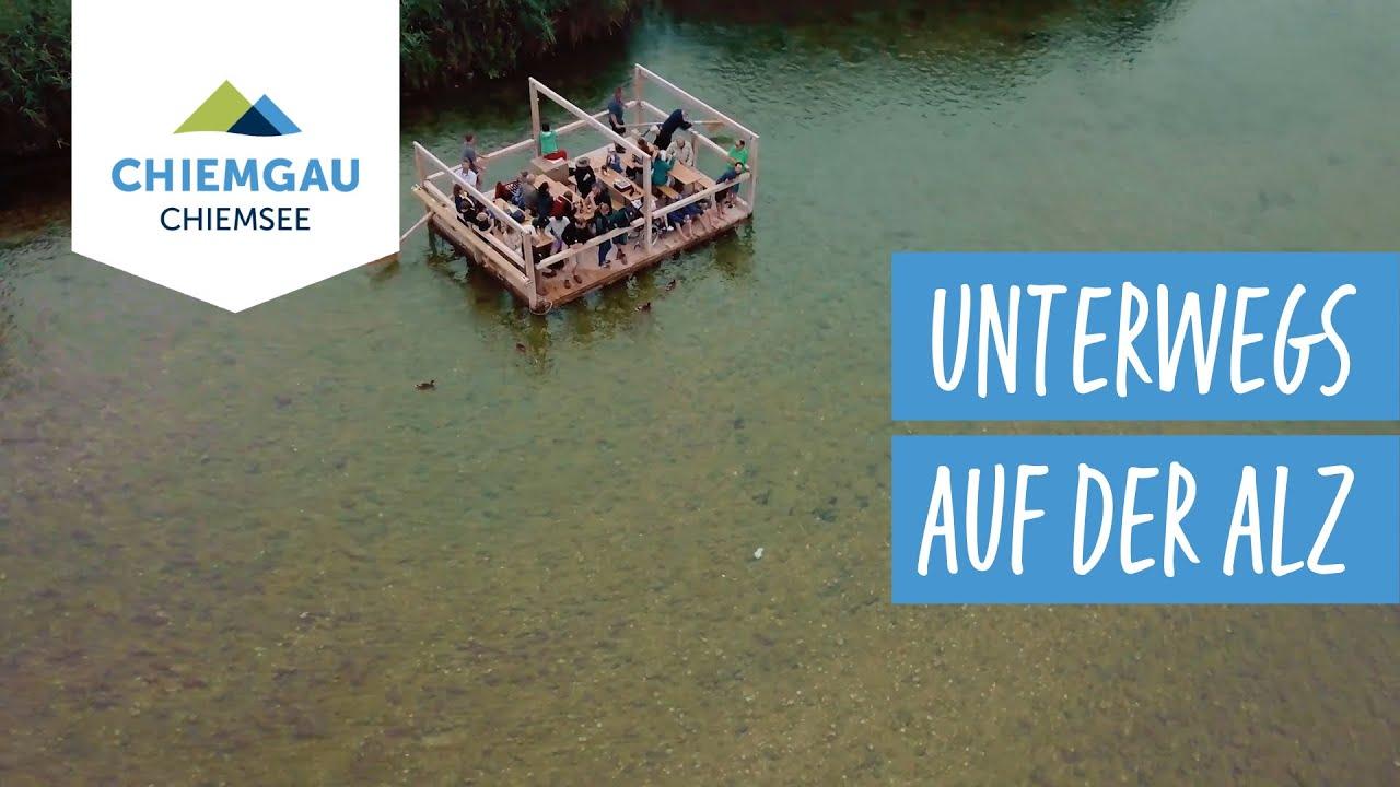 Chiemgau g'filmt - #13 Sich treiben lassen auf der Alz