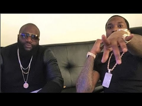 Rick Ross And Meek Mill Show New Cars