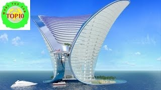 Top 10 Hotels - World Top 10 Beautiful Underwater Hotels