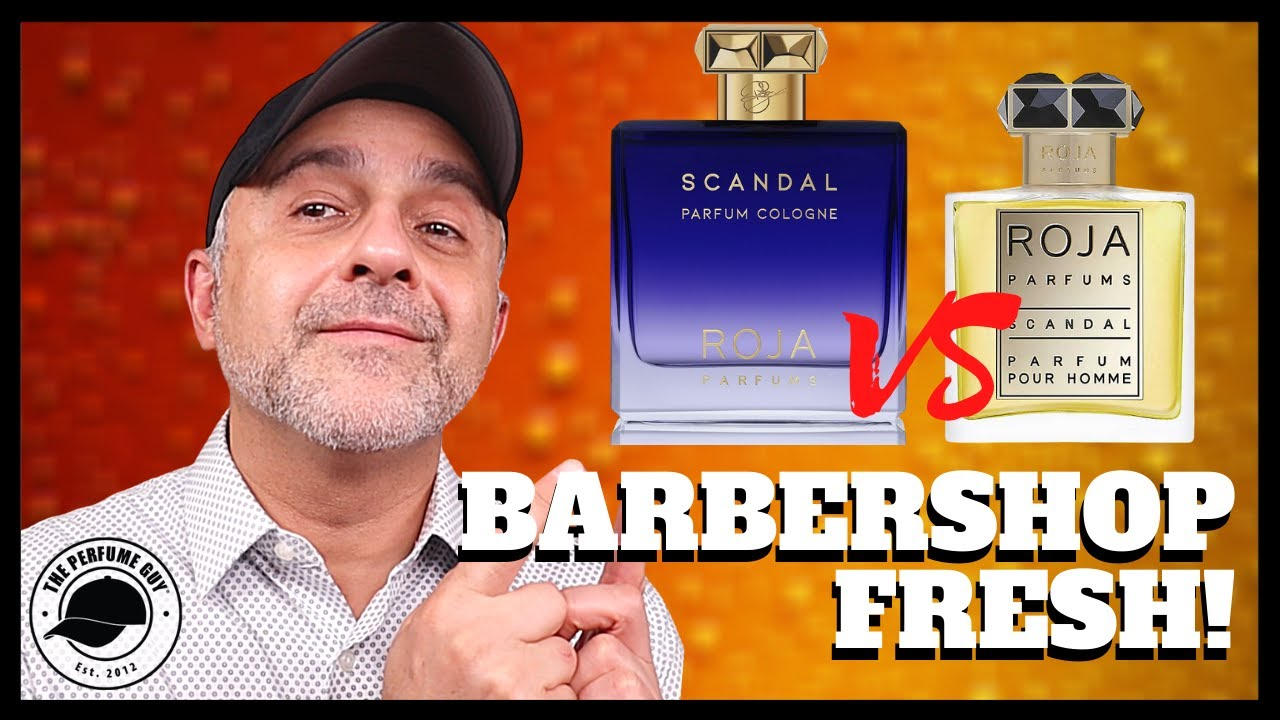 ROJA PARFUMS SCANDAL POUR HOMME PARFUM COLOGNE REVIEW | USA FULL BOTTLE GVWY