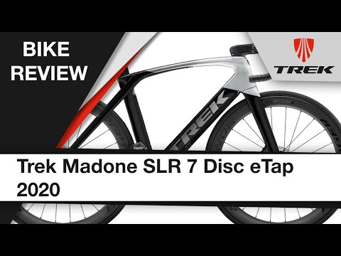 bicycle Trek Madone SLR 7 Disc 2019 - Myhiton
