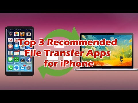 Top 3 File Transfer Apps For IPhone