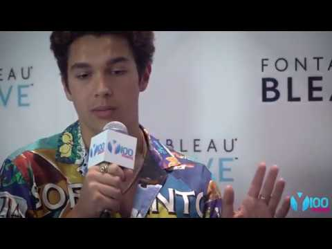 Austin Mahone Talks About His Dolce & Gabbana Deal, Music & More!
