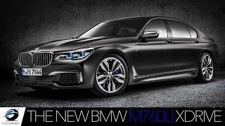2017 New 600HP BMW M760Li xDrive | WALKAROUND DESIGN