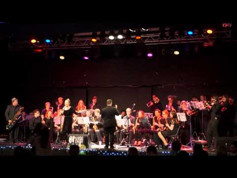 Glasgow University Big Band Presents... Jazz Night 2015: GU Big Band