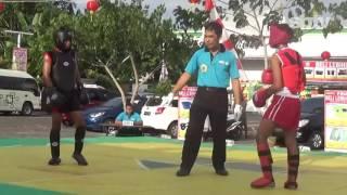 Kejurprov Wushu Sanda 2016 Jawa Timur