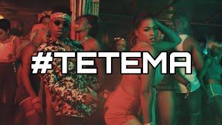 #TETEMA Challenge - RayVanny X Diamond PlatnumzWaliofunika (Official Video 2019).mp3