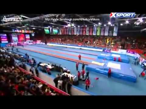 Renaud Lavillenie Donetsk 2014 WR's 6 16m