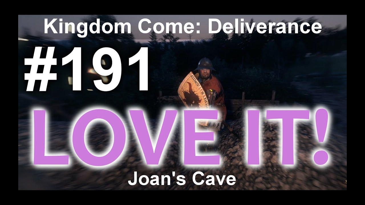 Download Kingdom Come - Joan's Cave/Johančina jeskyně #191 KCD Kingdom Come