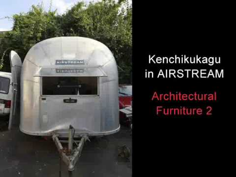 Architectural Furniture in Airstream