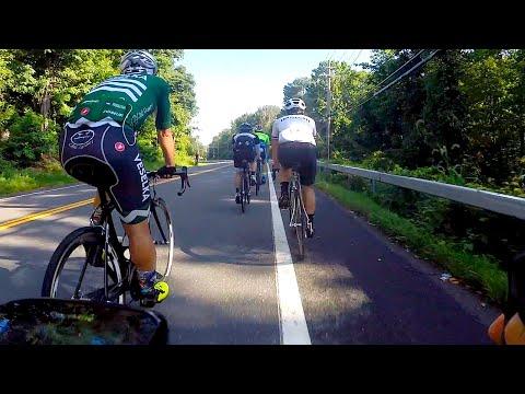 Cycling NYC: 70 Mile Vegan Heatwave Sweat-Fest!