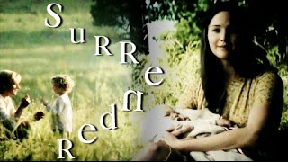 Katniss and Peeta | whenever you're ready.