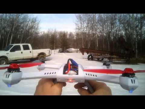 Gords Compass calibration Blade 350 QX2