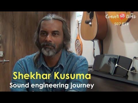 Never gave up inspite of several ups & downs | Shekhar Kusuma | S07 E19 || converSAtions