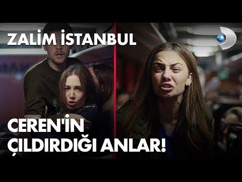 Ceren'in çıldırdığı anlar! Zalim İstanbul 2. Bölüm