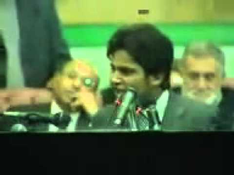 speech on terrorism in pakistan Pakistan and terrorism in india these gr oups seek to oust the islamabad government of president gen pervez musharraf and have been implicated in assassination .