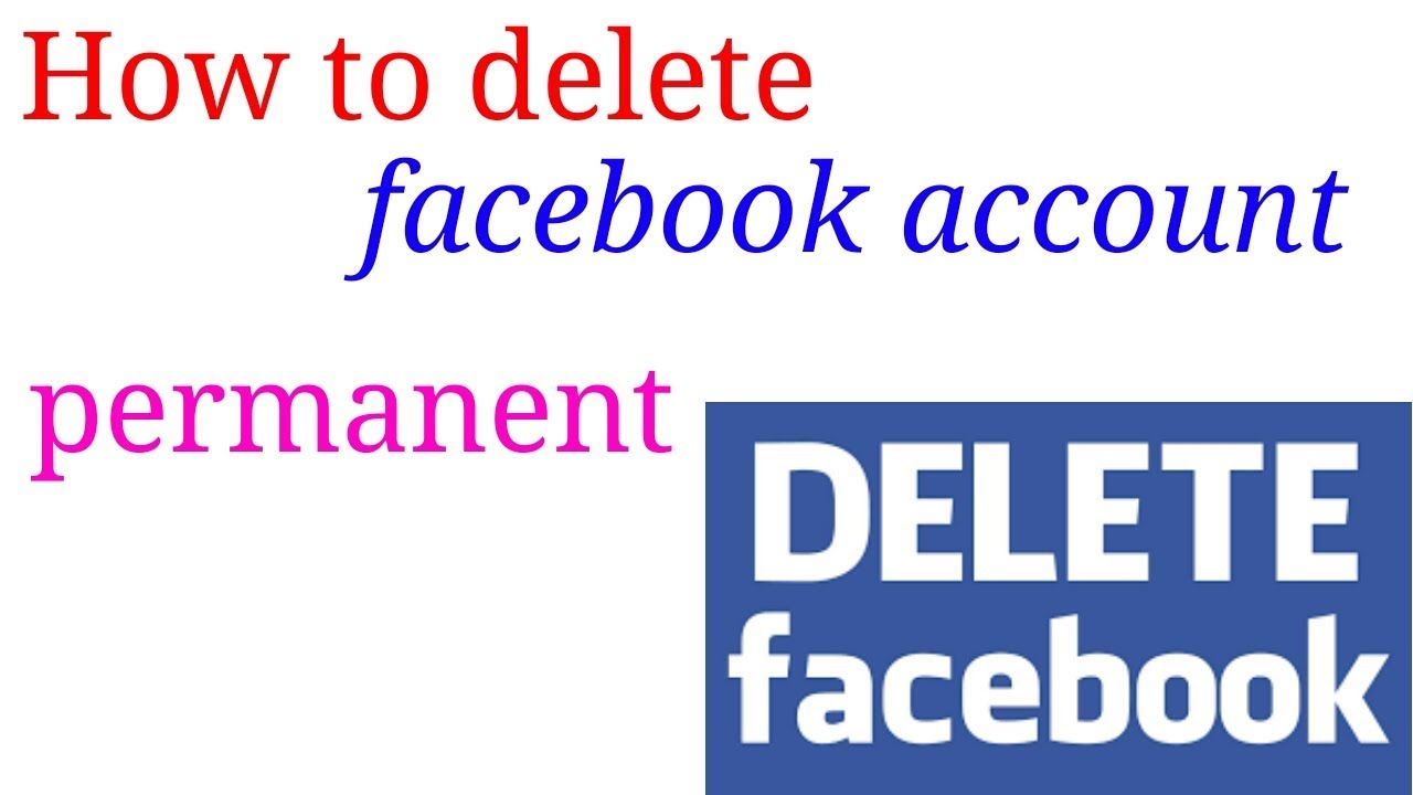 How to delete facebook lite account permanent how to deactivate how to delete facebook lite account permanent how to deactivate facebook account ccuart Image collections