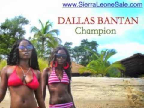 Champion  Dallas Bantan