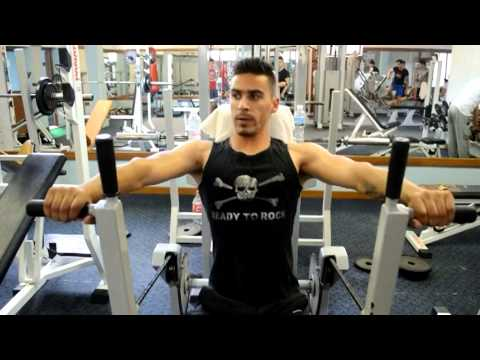 Serxho Mjekerzaku Fitness Albania Cërrik 2015