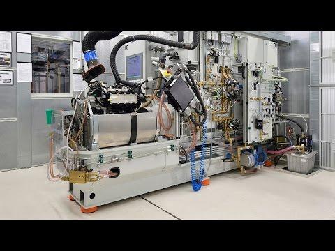 TES Engine Test Stand - HOTtest at SKODA Auto