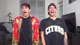 WE STUBBED OUR TOES | CROESBROS
