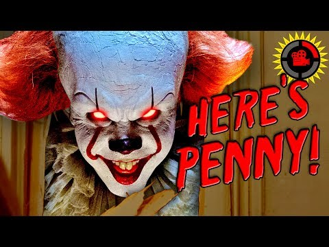 Film Theory: IT - Pennywise's Greatest Fear (IT Movie 2017)