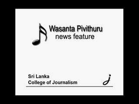 SLCJWEB Pivithuru news feature (Kandy)