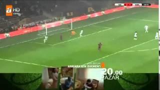 Galatasaray 4-2 Eskişehir Ziraat Türkiye Kupası Maç Özeti | 03.12.2014