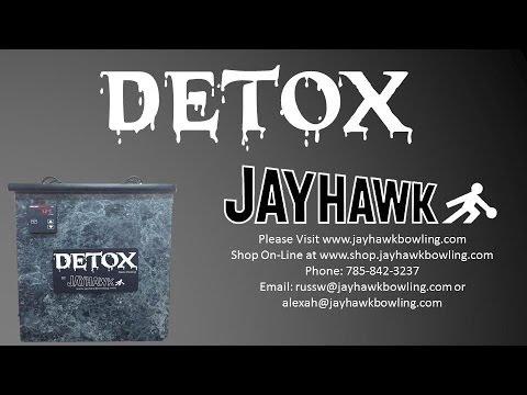 Jayhawk Detox, The Best Oil Extracting Unit