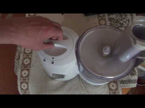 Wolfganf food puck processor
