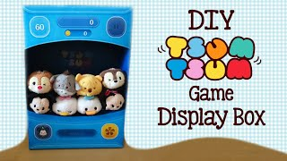 Diy Tsum Tsum Game Display Box