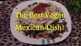 Vegan Mexican Casserole Dish
