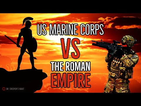 """From the Halls of Montezuma to the Shores of Ancient Rome"" 