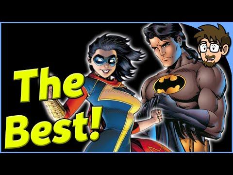 The BEST Superhero Legacies in Comics!
